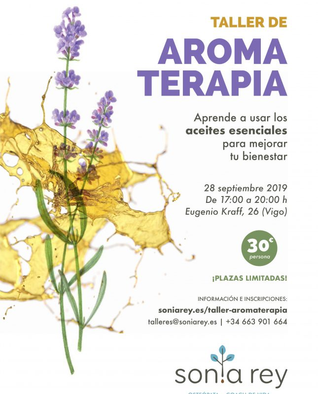 taller aromaterapia_vigo aceites esenciales sonia rey